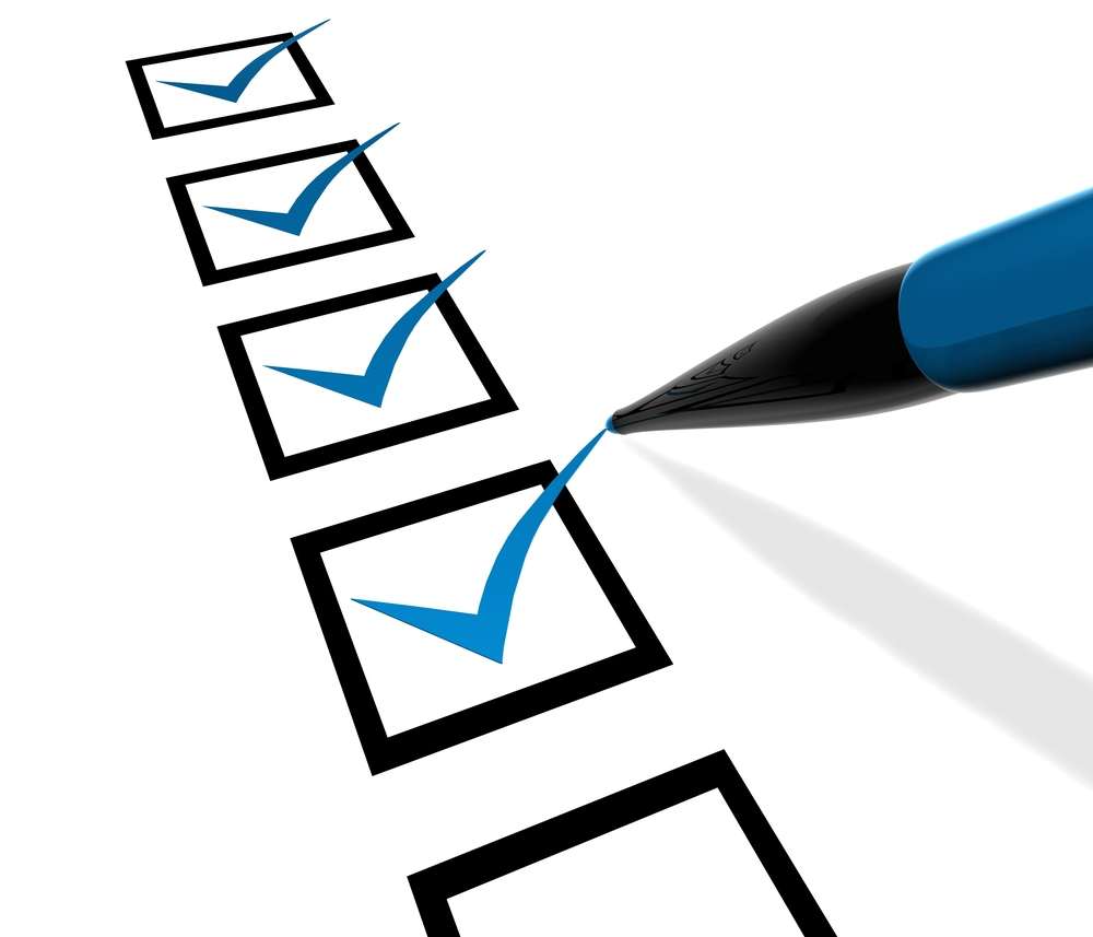 The Simple Checklist: A Critical Tool For Critical Work