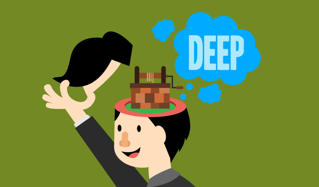 Introverts Prefer Deep Ideas